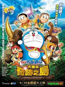 Nobita Và Hòn Đảo Kỳ Tích
