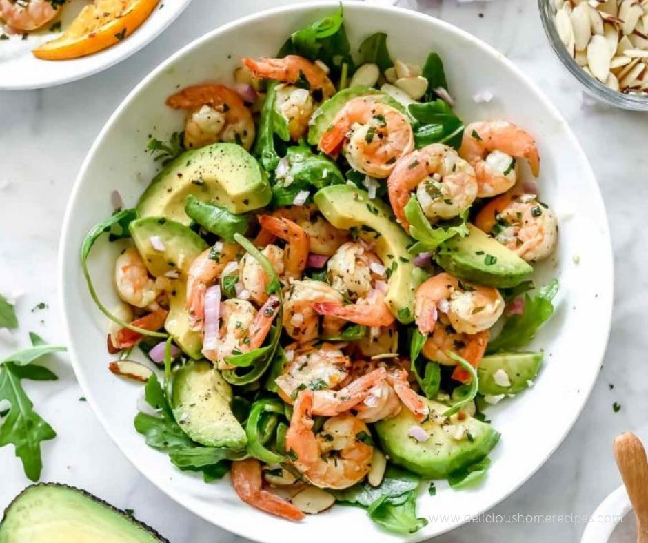 Citrus Shrimp And Avocado Salad Recipes