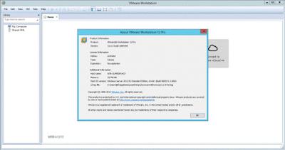 VMware Workstation Pro Full Registrasi v12.5.2 Final Update