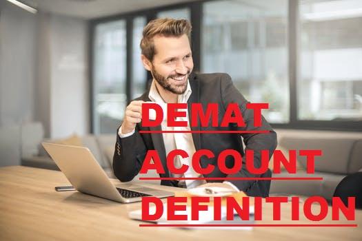 demat account definition