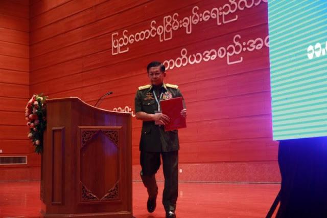 ၿဖိဳးသီဟခ်ဳိ (Myanmar Now) ● ေဆြးေႏြးဖို႔အလွမ္းေဝးဆဲ လံုျခံဳေရးက႑