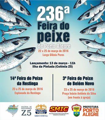 236º Feira do Peixe - Porto Alegre