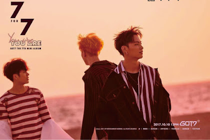 [Confirmed] GOT7 Rilis Teaser Individual JB Untuk Comeback '7 For 7'