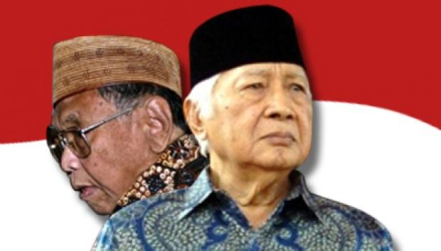 Gus Dur Berhasil Kalahkan Soeharto