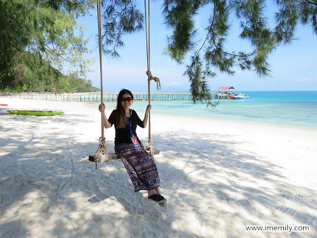 Pulau Besar Johor