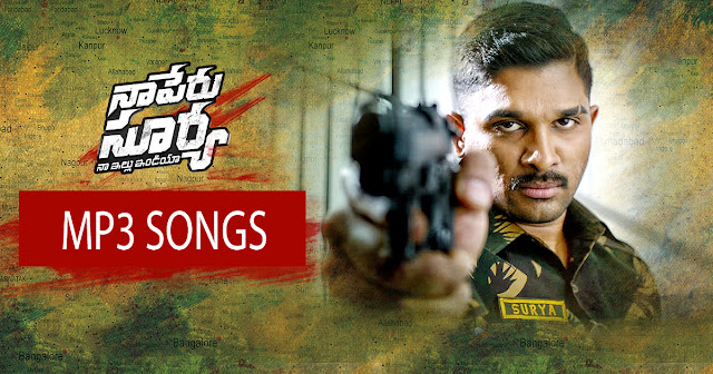 naa peru surya mp3 songs download