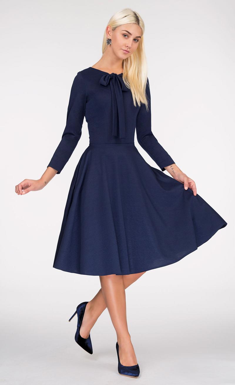 8445ab33b2 Jeśli więc szukacie klasycznej i bardzo kobiecej sukienki w gładkim kolorze  kolekcja Livia Clue Basic jest właśnie dla Was.