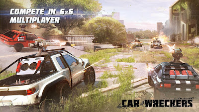 Car Wreckers Apk + OBB For Android Free Download