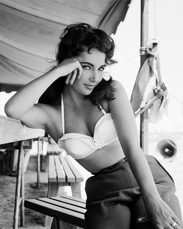 How The Female Body Standards Have Been Altered Over 100 Years - Elizabeth Taylor