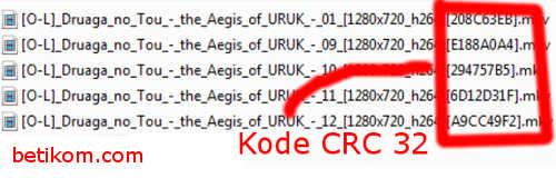 cara Agar File Tidak Corrupt