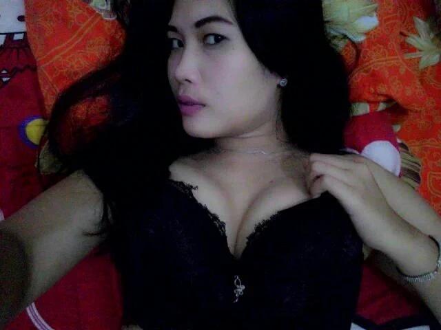 Janda Selfie Bugil Sange Mantap