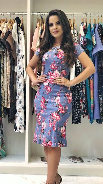 Paola Santana, inauguração loja em Rio Preto!