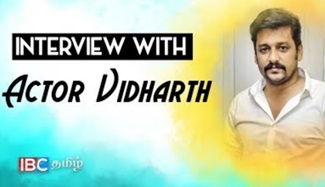 Interview With Tamil Actor Vidharth | Selfie Time Epi-14 | IBC Tamil TV | Celebrity Interview