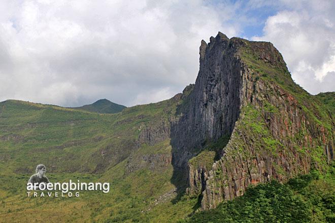 tebing sumbing gunung kelud kediri