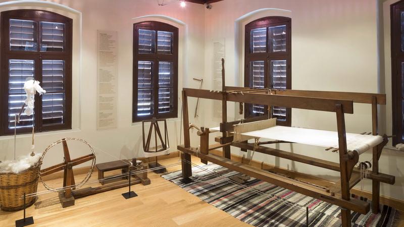 Γιορτάζουμε τις Ευρωπαϊκές Ημέρες Χειροτεχνίας στο Μουσείο Μετάξης Σουφλίου