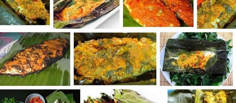 Resep Pepes Ikan Kembung dan Cara Membuatnya