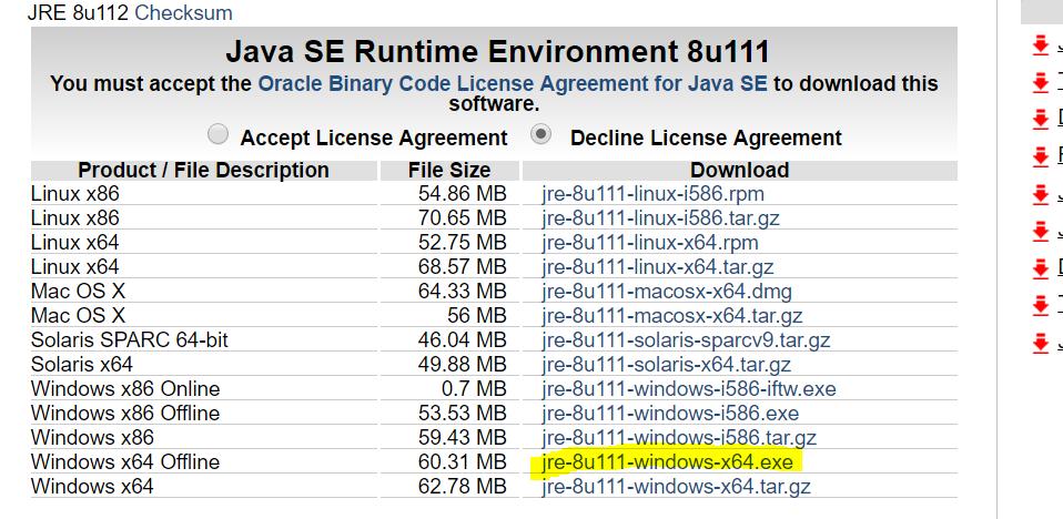 Jre 7 update 51 download