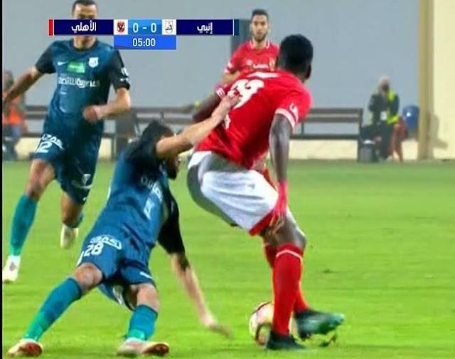 فيديو | مشاهدة اهداف مباراة الاهلى و انبى اليوم الثلاثاء 5-2-2019