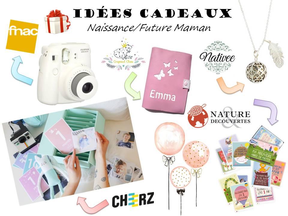 idée cadeau future maman Idées cadeaux Naissance/Future Maman | ClaireMakeUpAndCo idée cadeau future maman
