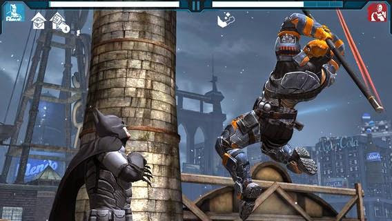 تحميل لعبة بات مان الشهيرة للأندرويد مجاناً بأحدث إصداراتها Batman Arkham Origins APK 1.2.4