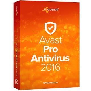 Baixar Avast Pro Antivirus 2016 v12.1.30 x86/x64