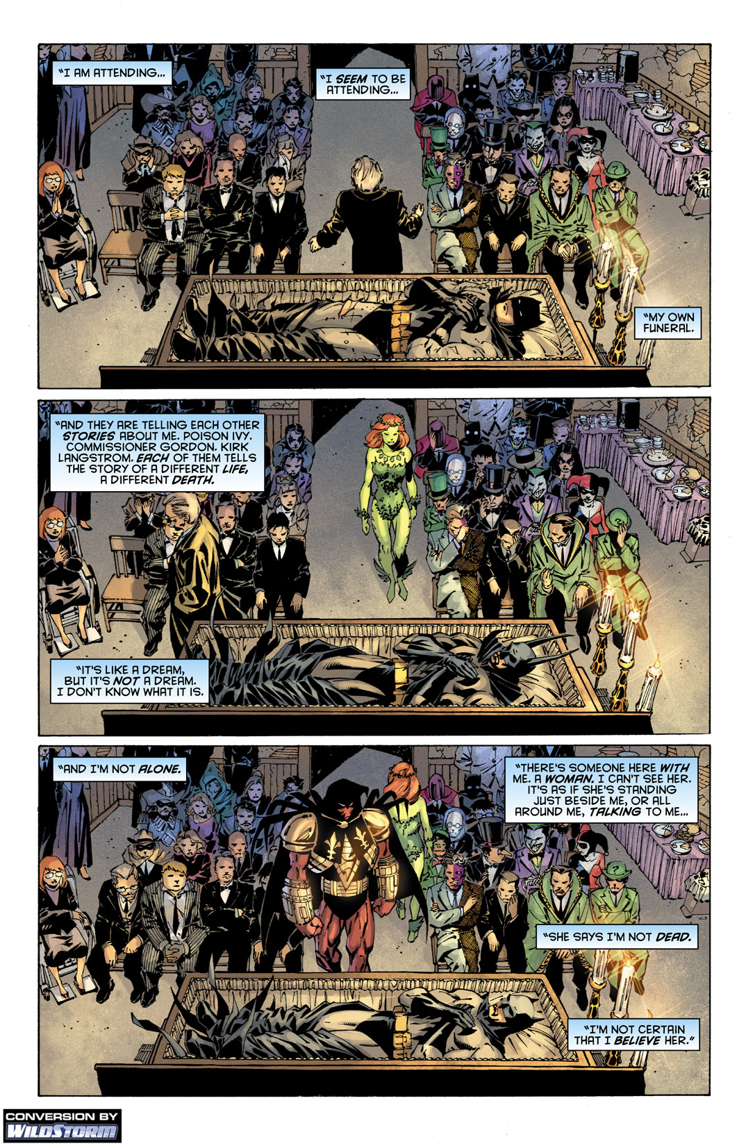 Detective Comics (1937) 853 Page 2