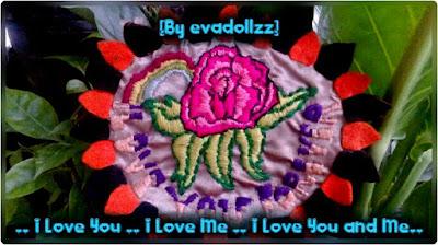 I love you .. I love me .. I love you and me. ^_^