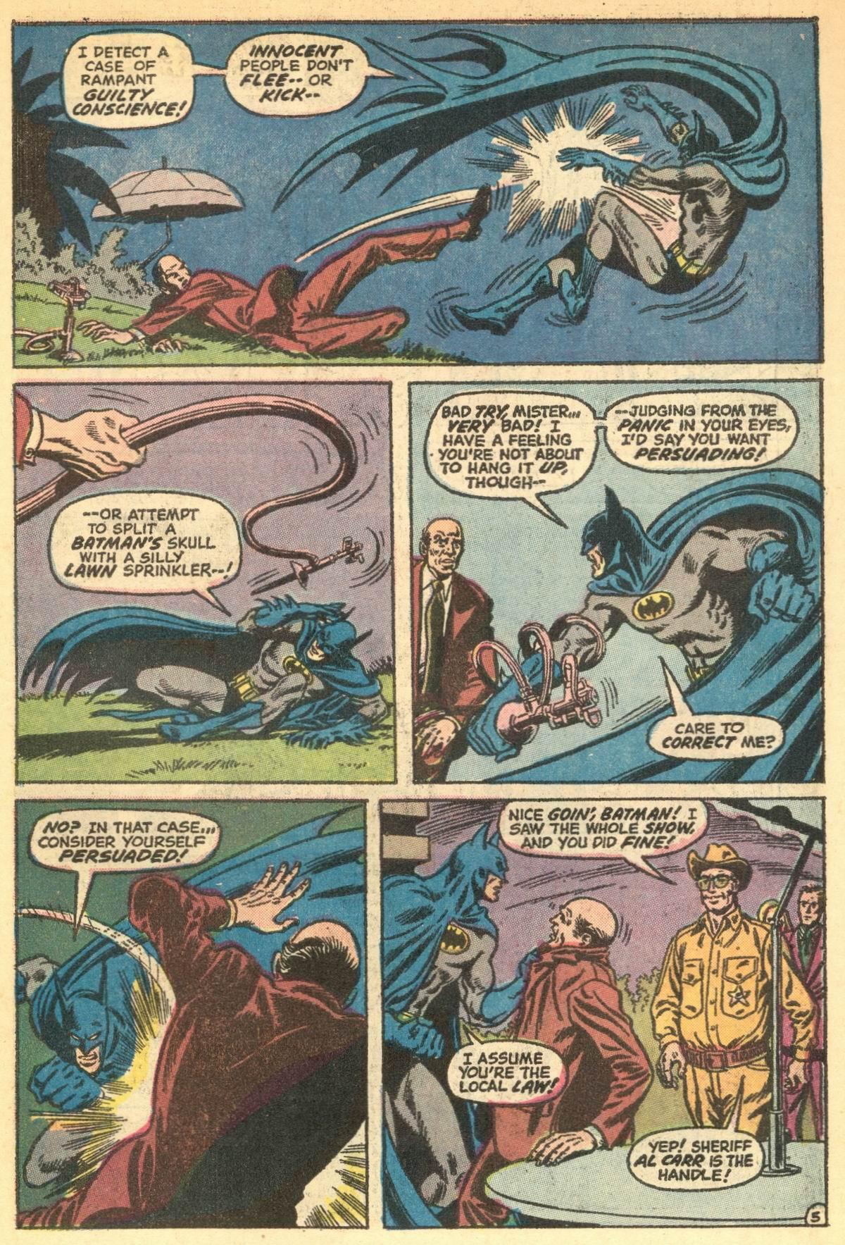Detective Comics (1937) 431 Page 6