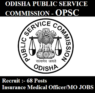 Odisha Public Service Commission, OPSC, Orissa, Odisha, PSC, Medical Officer, MO, Graduation, freejobalert, Sarkari Naukri, Latest Jobs, opsc logo