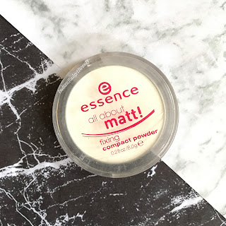 ***BEST SETTING POWDER UNDER Rs.500***  Essence All About Matt! Fixing Compact REVIEW + Dupe of??