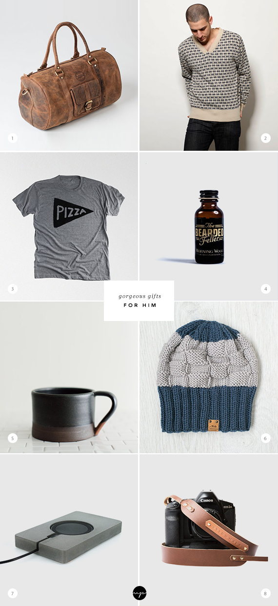 ETSY GIFT GUIDE: For him