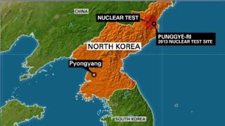 North Korean nuclear test