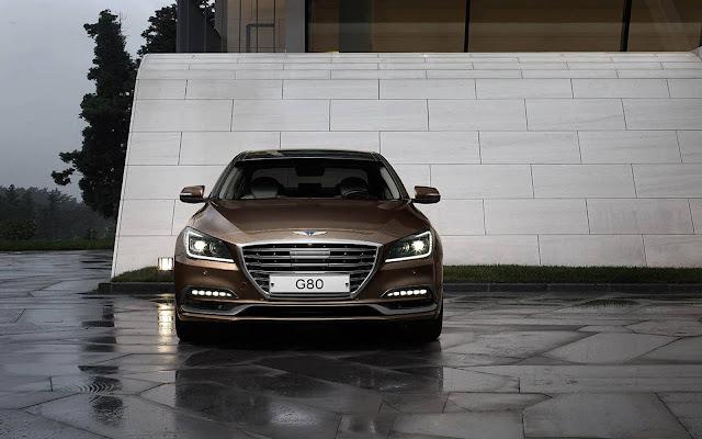 Hyundai Genesis G80 2017