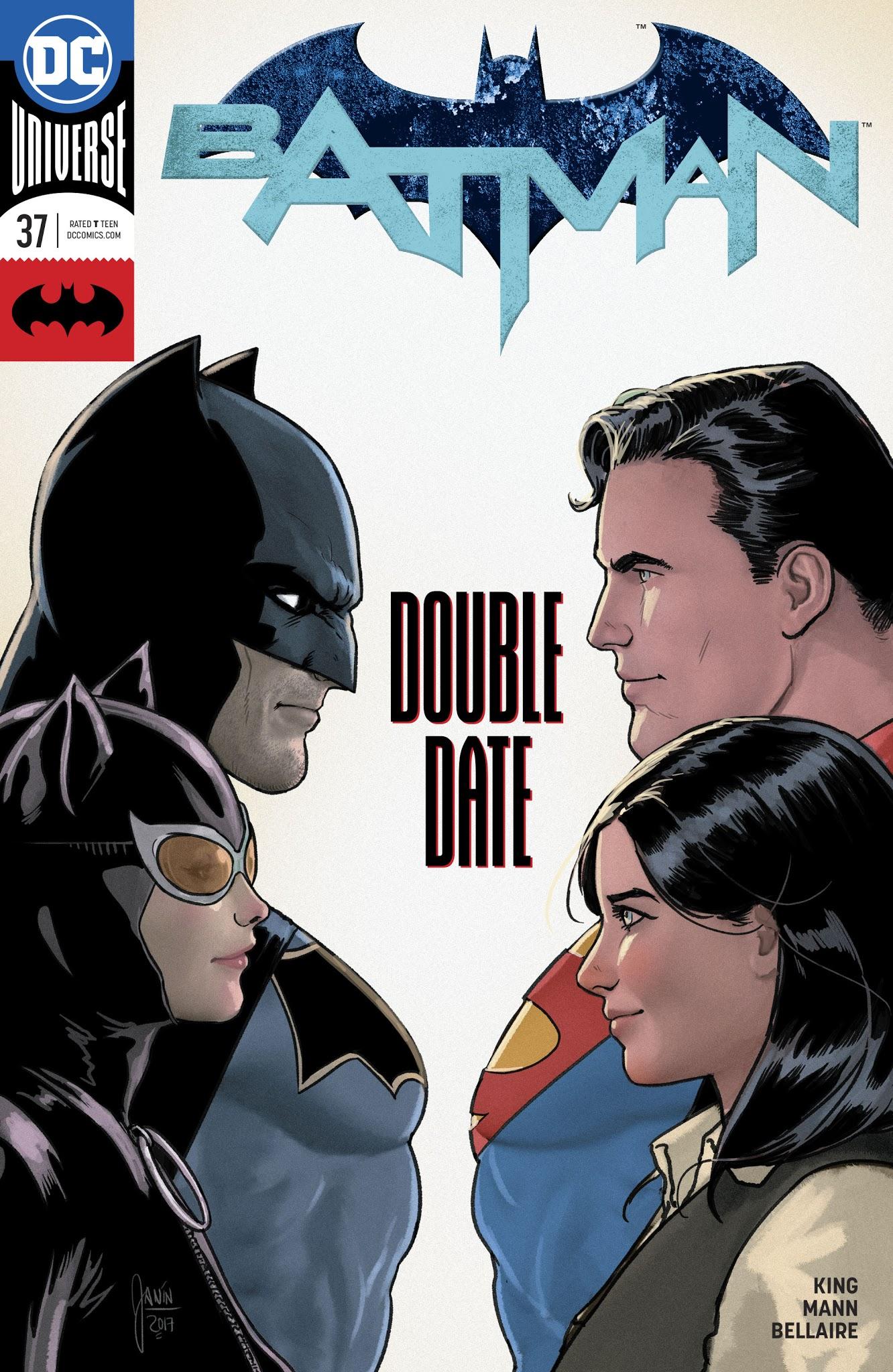 Batman (2016) 37 Page 1