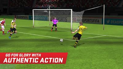 FIFA Mobile Soccer v1.1.0 Mod APK