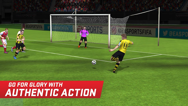 Download FIFA 17 Mobile Soccer Android APK v5.0.1 Terbaru Android