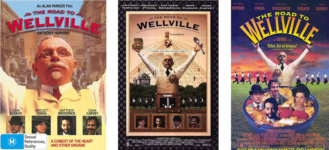 The Road to Wellville - Droga do Wellville (1994)