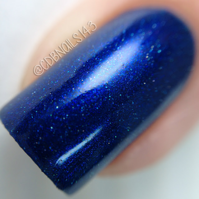 Gothic Gala Lacquer-Astrid