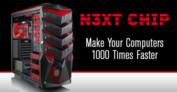 N3XT — Advanced CHIP that Could Make Your Computer 1000 Times Faster