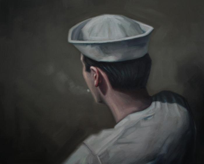 Голландский художник. Bert Heersema