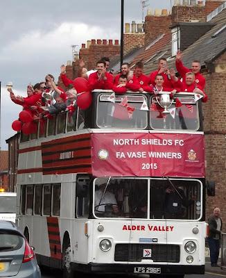 Risultati immagini per fa vase final 2015 north shields
