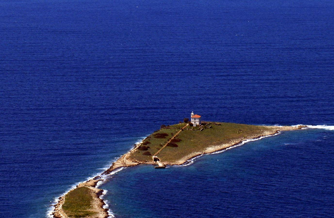 """Daniela Scarel """" ARTE """": Faro di Plocica in Croazia dove ..."""