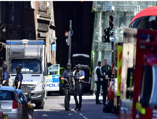 Canadian among 7 killed in London attacks