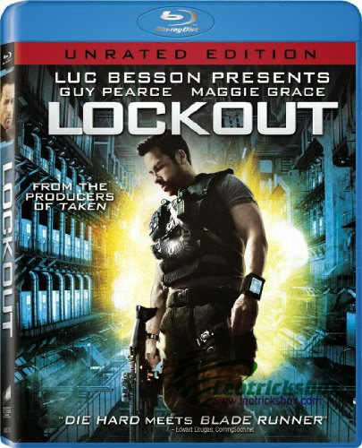 Movie : LOCKOUT 2012 in BlueRay 720p