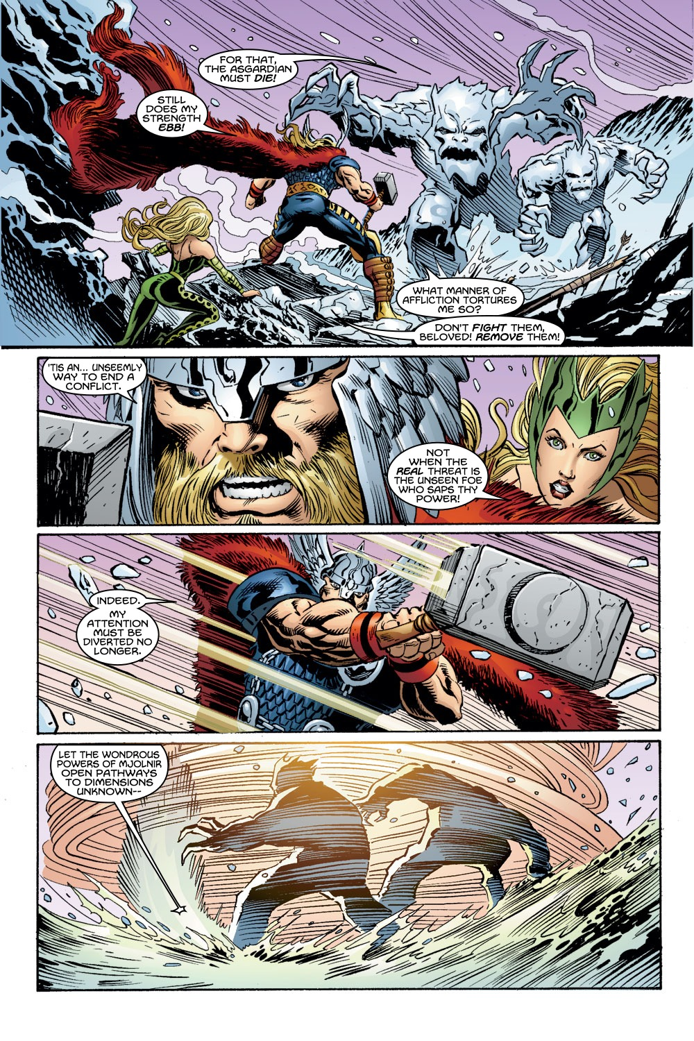 Thor (1998) Issue #48 #49 - English 15
