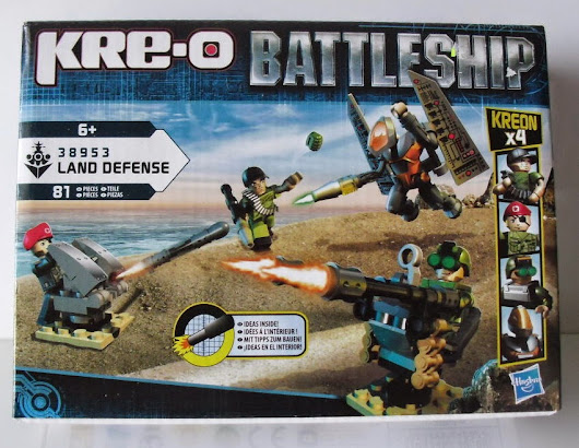 review : Kre O - Battleship - Land Defense 38953