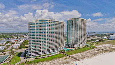 Turquoise Place Beachfront Condo For Sale in Orange Beach AL
