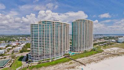 Turquoise Place Beachfront Condo For Sale in Orange Beach AL