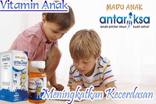 Vitamin Anak Untuk Meningkatkan Kecerdasan