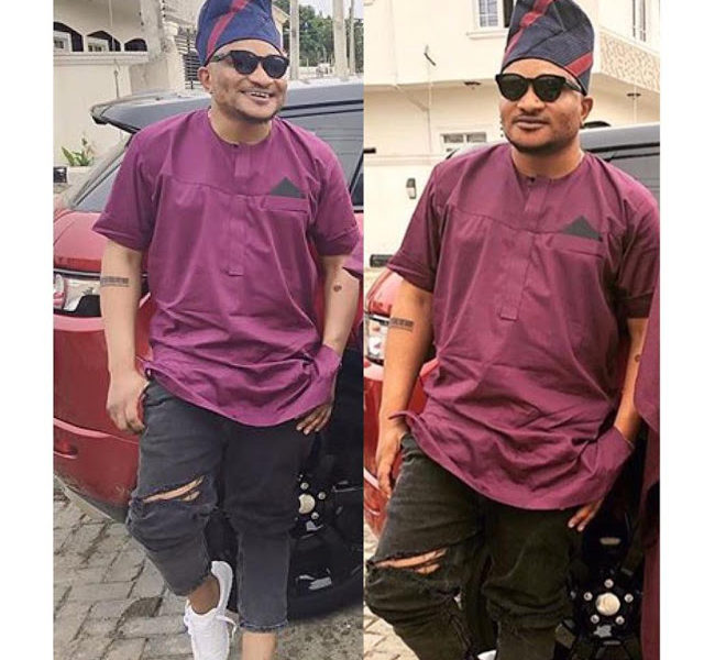 An IG fan has just accused Popular Music Producer Mastercraft of Defrauding him of N100k, he claimed Mastercraft has since blocked his number after collecting 100k from him.